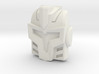 Cyberjet Hooligan/Jetfire Face (Titans Return) 3d printed