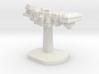 Tempus Nautica Board Game Piece - Player ship 3d printed