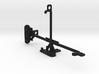 BLU Grand 5.5 HD tripod & stabilizer mount 3d printed