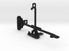 BLU Vivo Selfie tripod & stabilizer mount 3d printed