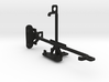 HTC One mini 2 tripod & stabilizer mount 3d printed