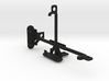 LG K4 tripod & stabilizer mount 3d printed