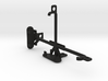 Nokia Lumia 930 tripod & stabilizer mount 3d printed