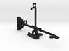Philips V787 tripod & stabilizer mount 3d printed