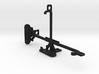 XOLO One HD tripod & stabilizer mount 3d printed