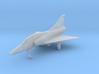 020H Mirage IIID 1/200 3d printed