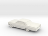 1/87 1963 Chevrolet Impala Sedan 3d printed