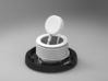 LightPipe Of The SmartDock for AppleWatch 3d printed