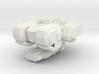 1/350 Terran Seige Tank Tank Mode 3d printed