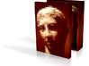 Brown Portrait Squares Box 3in 3d printed