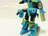 Nightbeat Gun Drivers Side 3d printed