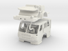 1/64 E-One Quest Flat Roof cab 3d printed