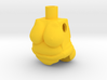 Big Beautiful Woman Torso for Lego 3d printed