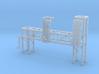 N Pipe Bridge Special 110mm 3d printed