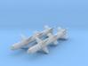 1/96 RIM-8 Talos missiles 3d printed