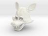 Custom White Wolf 3d printed