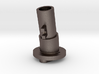 Thrustmaster tailpiece, 13° ang. 15°off. - M 3d printed