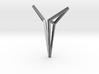 YOUNIVERSAL Origami Structure, Pendant. Sharp Chic 3d printed