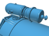 1/27 Torpedo Tubes for PT Boats (forward pair) 3d printed