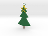 Christmas tree with Star for in your Christmas tre 3d printed