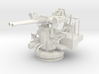 Best Cost 1/35 40mm Bofors Twin Mount 3d printed
