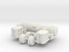 Accuair Dual Viair Kit 1/18 3d printed