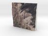 Pikes Peak, Colorado, USA, 1:25000 3d printed