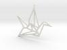 Crane Pendant L 3d printed