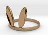 Bunny Ring  3d printed