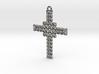 Celtic Knot Cross Pendant 3d printed