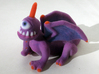2 Inch Monsters: Batch 01 3d printed Violet