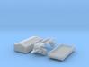 Pritschenanhänger mit Plane (TT 1:120) 3d printed