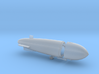 North Sea Class of WW1 1/1250 Scale 3d printed