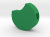 Circlebottom (Green) 3d printed