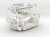 "Best Cost 1/32 1.1""/75 (28 mm) Mark 1 Quad Mount  3d printed"