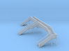 Footbridge Type 4 3d printed