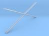 1:24 Diag Crossbars 84x28 3d printed