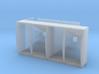 1/64 Fertilizer Tender bed 3d printed