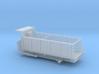 164th Large 20' Dump truck body, 25/27 yard 3d printed
