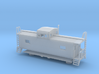 Monon Caboose - Zscale 3d printed