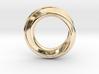 Möbius Strip Ring 3d printed