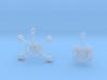 HO/1:87 Glass handler for mini crawler crane 3d printed