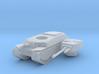 1/285 M6 Heavy Tank 3d printed