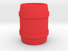 Barrel Thimble 3d printed