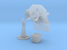 1-48 Cal 50 Pedestal Mount M39 3d printed