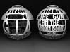 Gia Quotaball 3d printed