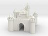 Castle - Porcelain - Zscale 3d printed