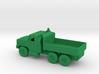 1/200 Scale Oshkosh Mk 29 MTVR Dump Truck 3d printed