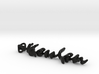 Twine Keychain: Keulen/Femke 3d printed
