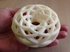 doubleishTorus 6 loop Large 3d printed
